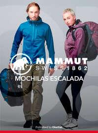 Mochilas Escalada