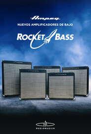 Nuevos amplificadores Rocket Bass