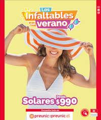 Catálogo Infaltables del Verano