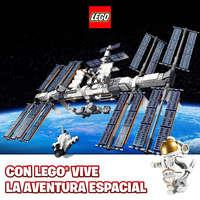 Vive la aventura espacial