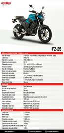 Yamaha FZ-25