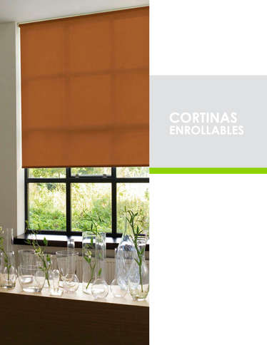 Persianas & Cortinas- Page 1