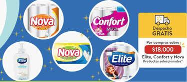 Despacho gratis con elite-confort-nova- Page 1