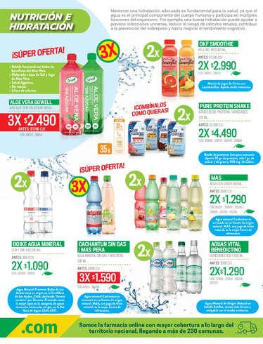 Alimentos y bebestibles- Page 1