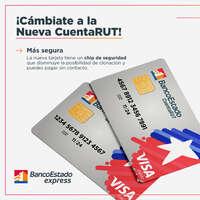 ¡Cámbiate a la nueva cuenta RUT!