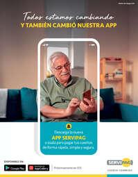 Nueva App Servipag
