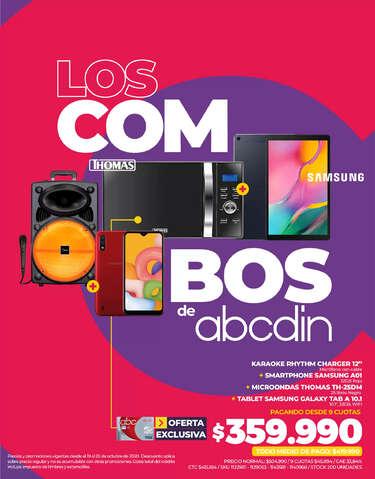 Los Combos de ACBDIN- Page 1