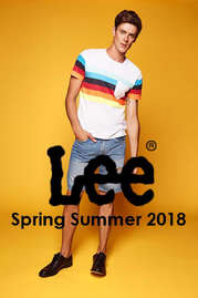 Spring Summer '18 Hombre