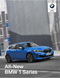 All-New BMW 118i M Sport