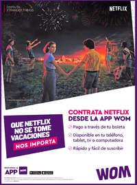 Wom Netflix