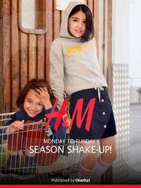 Season Shake Up!