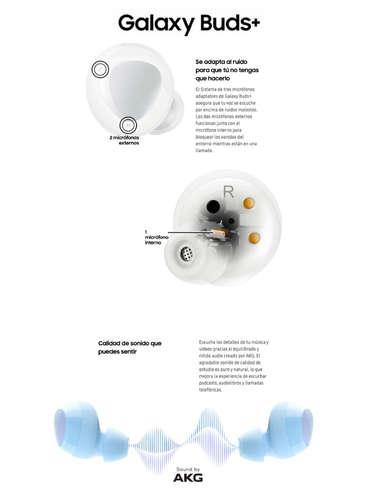 Galaxy Buds+- Page 1