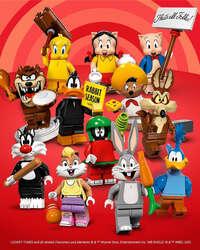 Los personajes de Looney Tunes