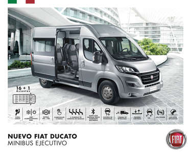 Nuevo Fiat Ducato- Page 1