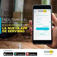 Paga tus cuentas y servicios desde la app