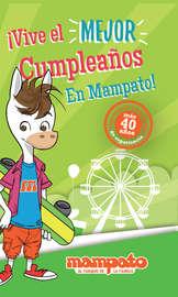 ¡Vive el Mejor Cumpleaños en Mampato!