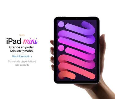 Nuevo iPad Mini- Page 1