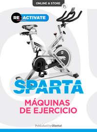 Máquinas de ejercicio