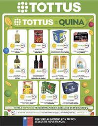 Tottus a Quina
