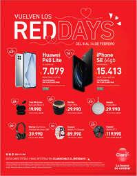 Vuelven Los Red Days