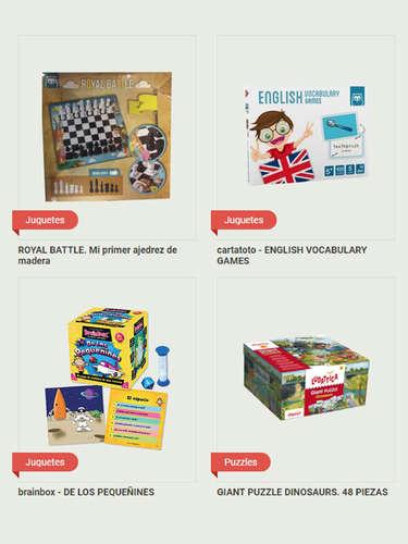 Juguetes Y Puzzles- Page 1