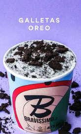 Nuevo sabor Cookies & Cream