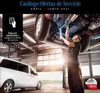 Catálogo ofertas de servicio abril-junio 2021