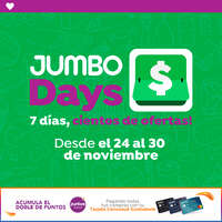 Jumbo Days