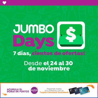Jumbo Days- Page 1