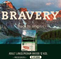Alimento Bravery en Oferta