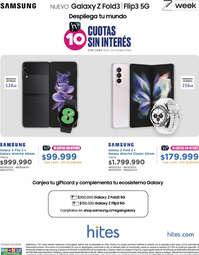 Nuevo Galaxy Z Flip3
