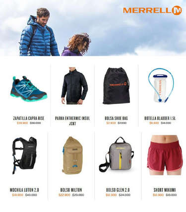Sale Merrell- Page 1