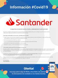 Santander #Covid19