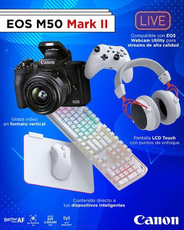 EOS 50 Mark II lo tiene todo- Page 1