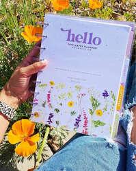 Una libreta para organizar tu día