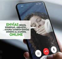 Envía dinero online