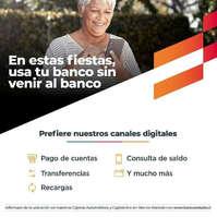 Usa tu banco sin ir al banco