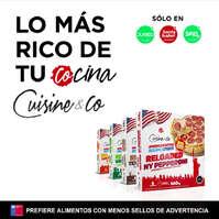 Nuevas pizzas de Cuisine & Co