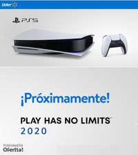 PS5 Próximamente