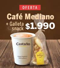 Café mediano