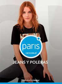 Jeans Y Poleras