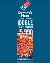 Doble Pepperoni