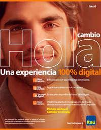 Experiencia 100% Digital