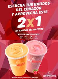 Batidos 2x1