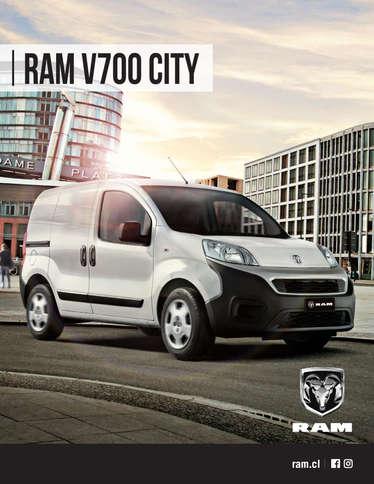 Fiat/Ram V700 city- Page 1