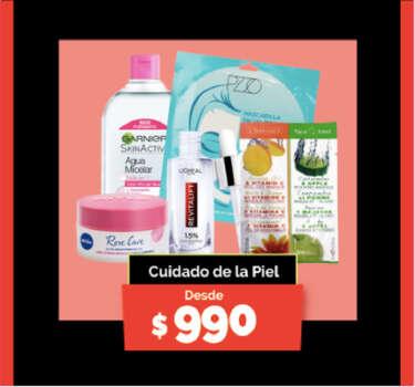 Cuidado de piel desde $990- Page 1