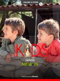 New in - niños