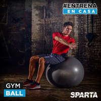 #Entrena en casas Gym Ball