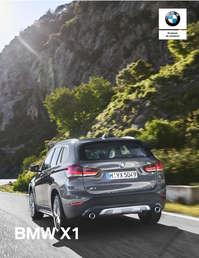 BMW X1 sDrive18i Comfort