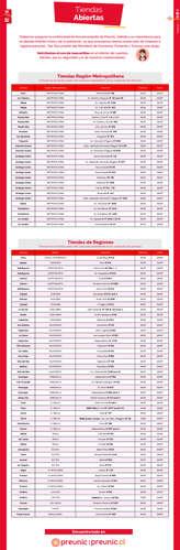 Información Tiendas Preunic- Page 1